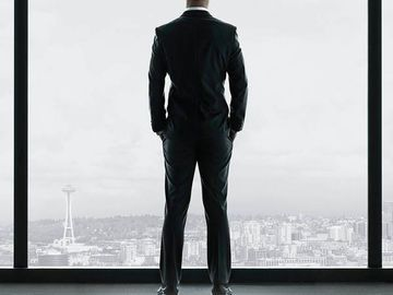 Fifty Shades of Grey: Filmplakat
