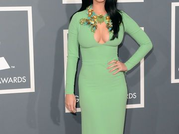 Platz 2: Katy Perry in Gucci