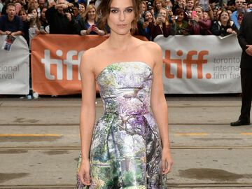Platz 9: Keira Knightley in Mary Katrantzou
