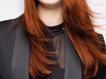 Moderne Frisuren Lange Haare Mit Stufen