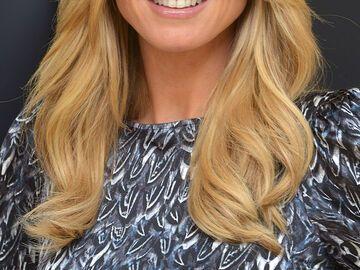 Frisuren Von Heidi Klum Lange Haare Mit Welle