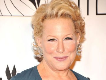 "Bette Midler in ""Sister Act"""