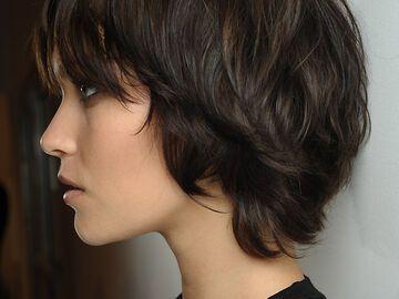 Kurzhaarschnitt Fur Dickes Haar