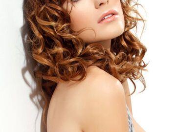 Frisuren fur mittellanges feines lockiges haar