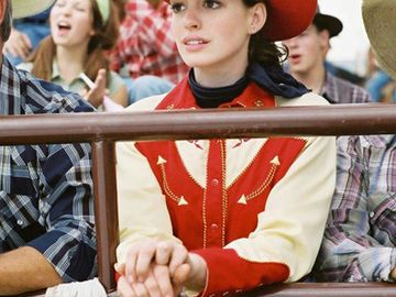 "Anne Hathaway in ""Brokeback Mountain"""