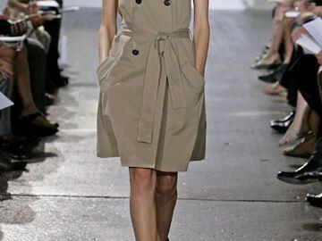 Online kaufen sehen online Shop Trenchcoat-Kleid von TSE