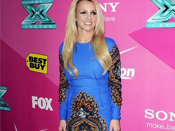 Britney Spears in Stella McCartney