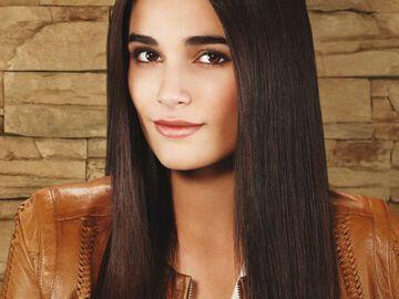 Trendfrisur Für Langes Glattes Haar