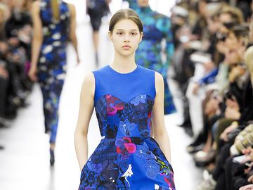 Erdem bei London Fashion Week