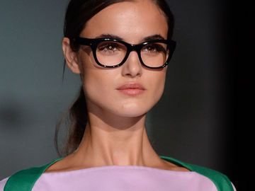 Brille bei Dsquared