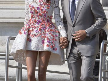 Amal Alamuddin hat geheiratet