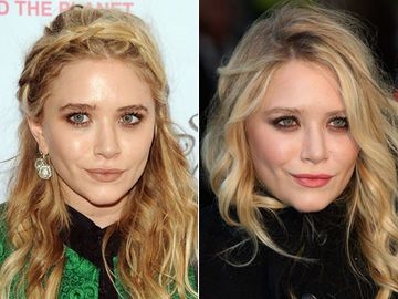 Make-up von Mary-Kate Olsen