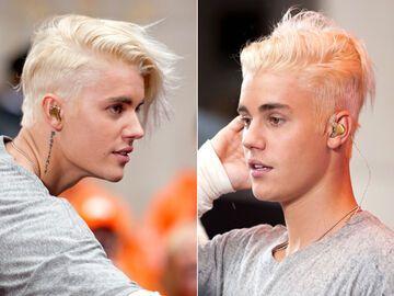 Justin Bieber Blond 10 Personen Von Denen Er Die Frisur Geklaut Hat