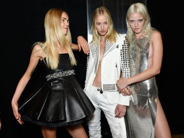 Philipp Plein Backstage - Milan Fashion Week