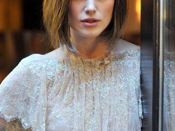 Frisuren Mittellang Keira Knightley