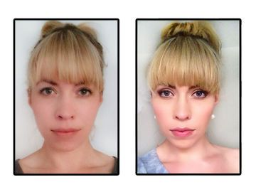Tages Make-up: Counter-Test