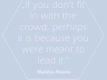 Marilyn Monroe Zitat