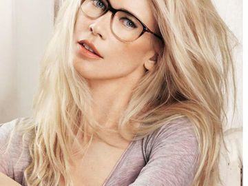 CS Claudia Schiffer by Rodenstock Brille