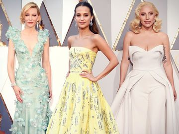 Oscars 2016 - Die Looks vom Red Carpet