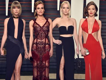 Oscars 2016: Vanity Fair Oscar Party