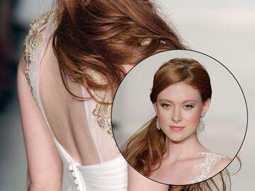 Brautfrisuren Fur Langes Haar