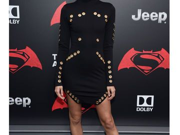 "Sara Sampaio ""Batman vs Superman"" Premiere"