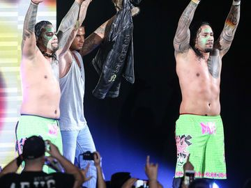 The Usos Und Tim Wiese