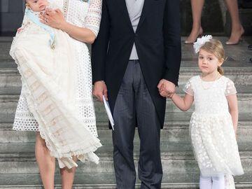 Victoria Von Schweden Kleid Zur Taufe Von Prinz Oscar