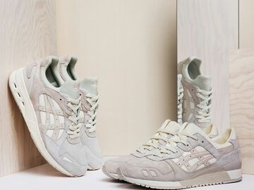 Asics Tiger Whisper Pink Pack