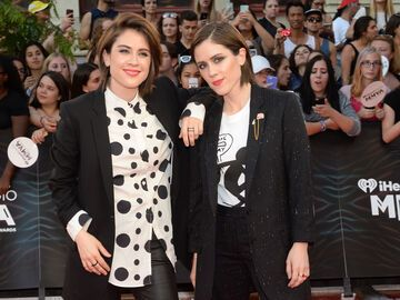 Much Music Video Awards 2016 - Tegan and Sara