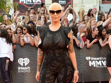 Much Music Video Awards 2016 - Amber Rose
