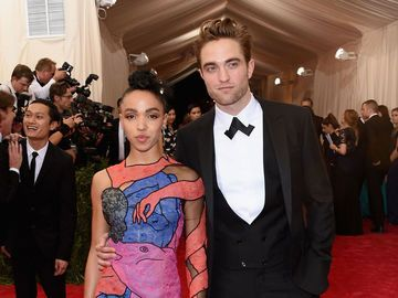 Artikelbild Robert Pattinson und FKA Twigs