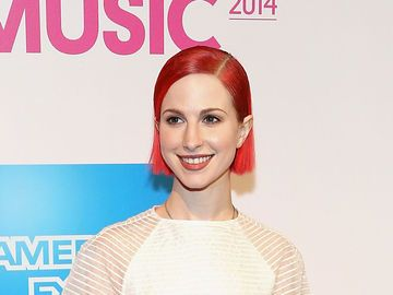 Hayley Williams 2014