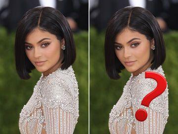Kylie Jenners Neue Haarfarbe
