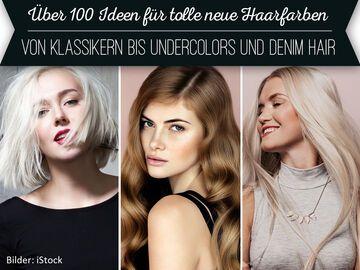 Haarfarben 2016