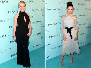 Stars bei Tiffany & Co.