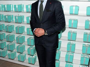 Matt Bomer Tiffany & Co. - Beverly Hills