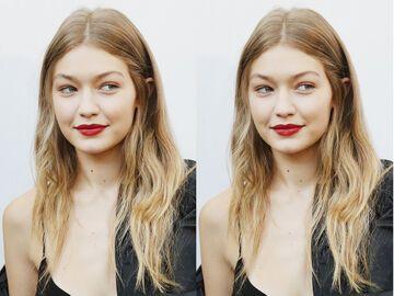 Gigi Hadids Neue Haarfarbe