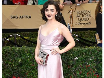 Maisie Williams bei den SAG Awards 2017