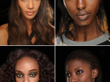 Welche Haarfarbe Passt Zu Dunkler Haut