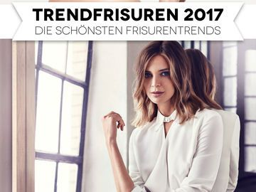 Trendfrisuren 2017 Top Hair Styles Fur Frauen