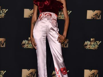 Jourdan Dunn MTV Movie Awards 2017