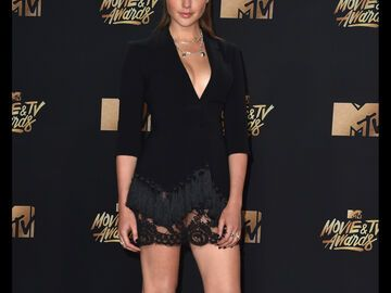 Gal Gadot MTV Movie Awards 2017