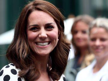 Kate Middletons Frisur Im Wandel