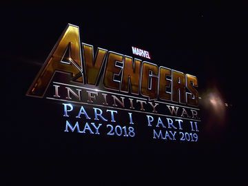 Marvel's The Avengers Infinity War Film