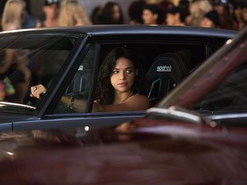 Michelle Rodriguez Auto Fast Furious