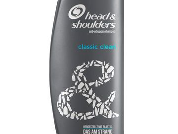head-and-shoulders-recycling-flasche