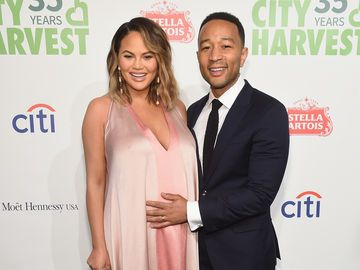 Chrissy Teigen John Legend
