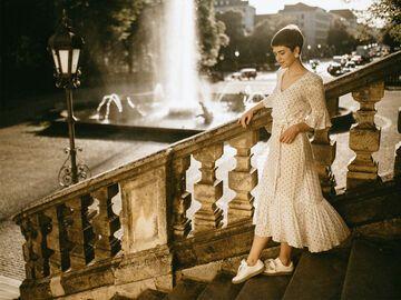 efd0da6d0a8dfc Schuhe zum Sommerkleid  Was passt zusammen