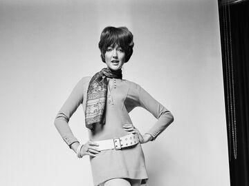 Mode In Den 60er Jahren